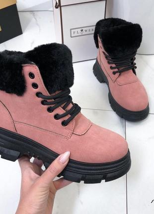 Стильные ботиночки новинка1 фото