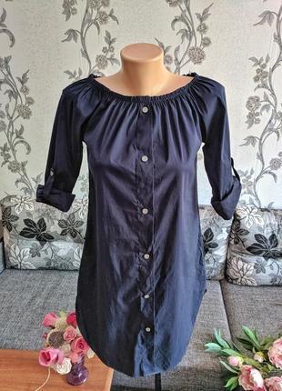 Сукня/подовжена блуза1 фото