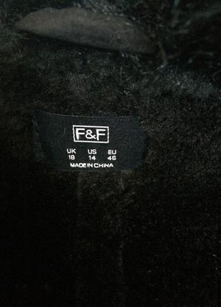 Дубленка f&f6 фото