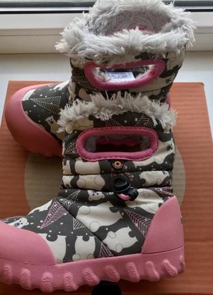 Зимние ботинки, сапоги bogs p.23