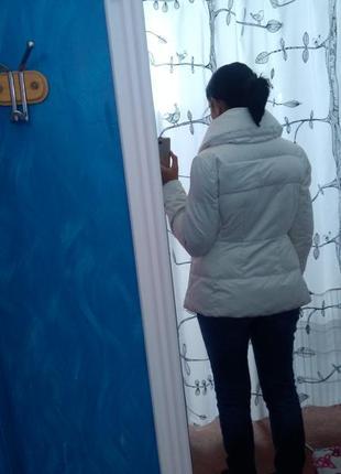 Пуховик зимняя куртка зимова куртка4 фото