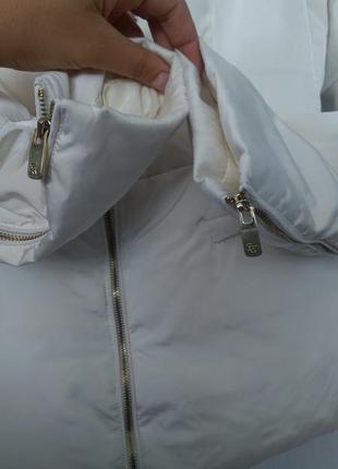 Пуховик зимняя куртка зимова куртка5 фото