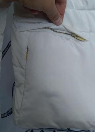 Пуховик зимняя куртка зимова куртка6 фото