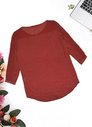 Рубашка блуза с бахромой на груди jimmy key2 фото