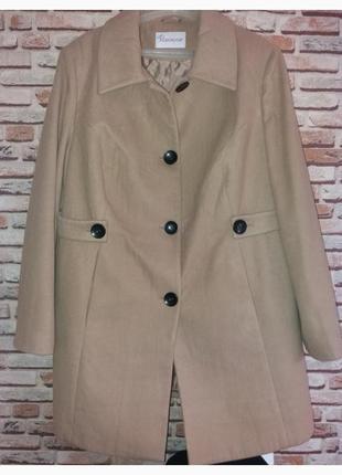 Женское кашемировое пальто.2 фото