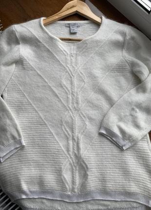 Мягкий и пушистый свитер h&m3 фото