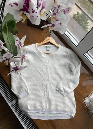 Мягкий и пушистый свитер h&m1 фото
