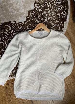Мягкий и пушистый свитер h&m2 фото
