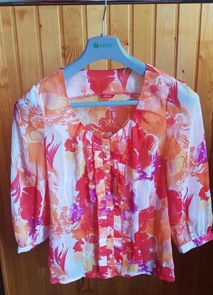 Блуза летняя1 фото