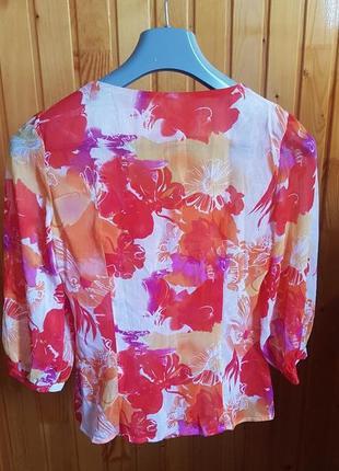 Блуза летняя2 фото