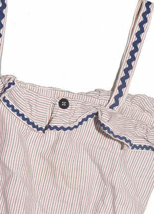 Платье с рюшами и поясом boutique by jaeger2 фото