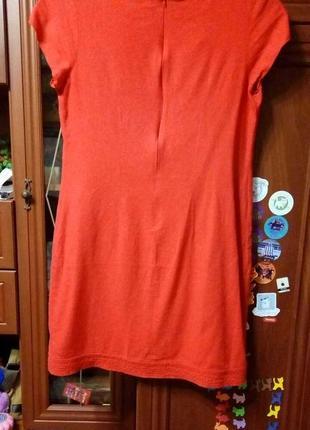 Платье лляное 48 р2 фото