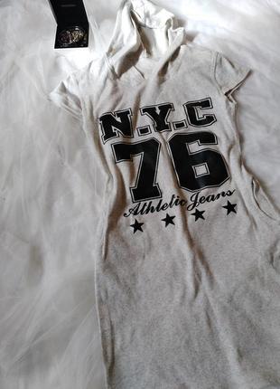 Спортивное платье '' n. y. c1 фото