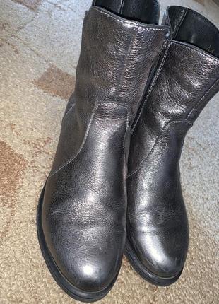 Ботинки демисезонные5 фото