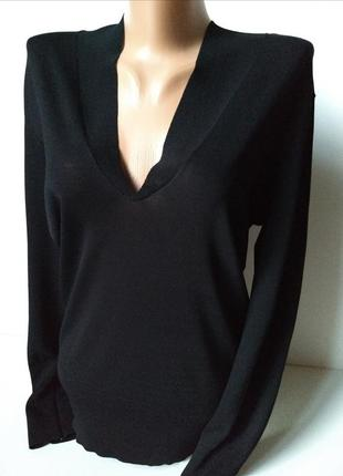 Usa! лимитированная коллекция! zara knit лонгслив/пуловер/джемпер2 фото