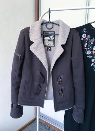 Куртка, дублёнка, меховушка1 фото