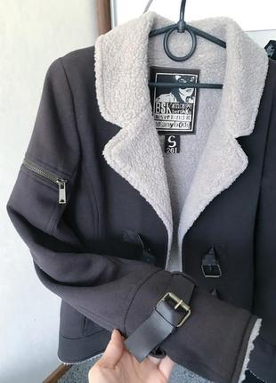 Куртка, дублёнка, меховушка5 фото