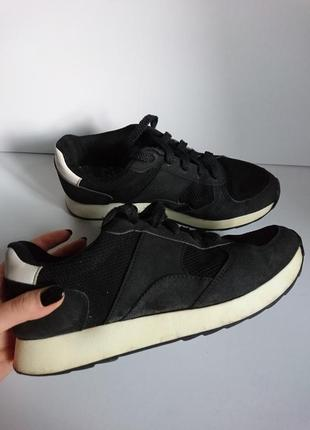 Чёрные кроссовки2 фото