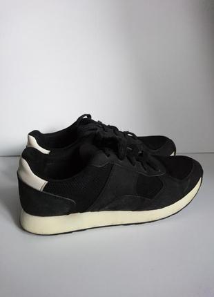 Чёрные кроссовки3 фото