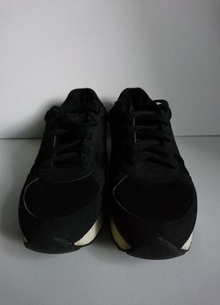 Чёрные кроссовки4 фото