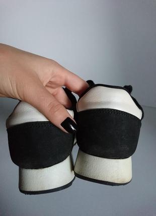 Чёрные кроссовки5 фото