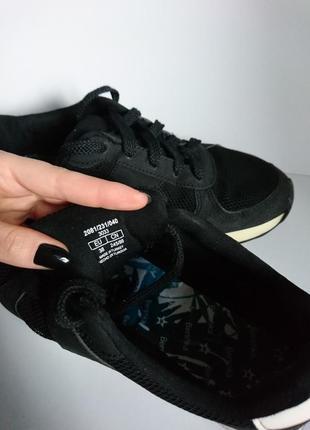Чёрные кроссовки6 фото