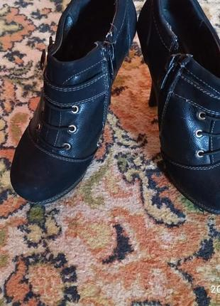Ботинки 35р.3 фото