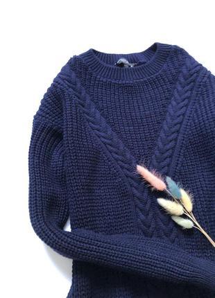 Вязаное платье размер хс-с3 фото