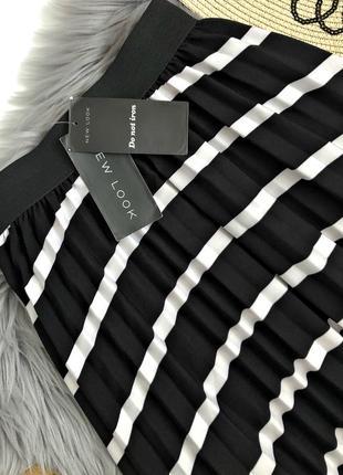 Шикарная актуальная миди юбка плиссе3 фото