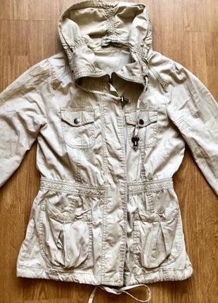 Классная куртка плащовка1 фото