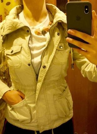 Классная куртка плащовка3 фото