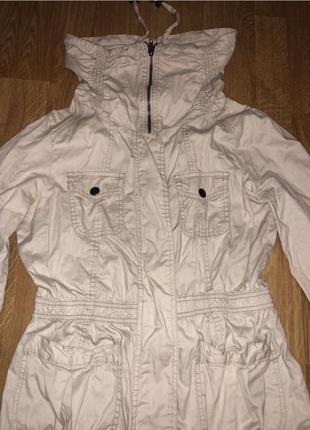 Классная куртка плащовка4 фото