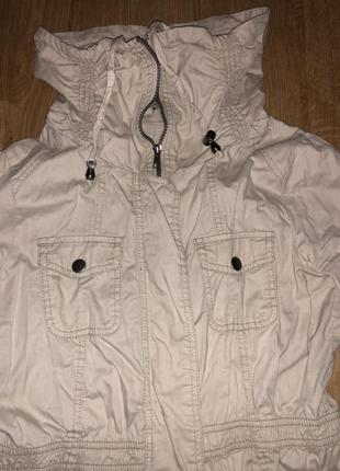 Классная куртка плащовка5 фото