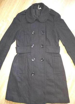 Отличное пальто шерсть1 фото