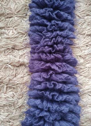 Яркий шарф2 фото