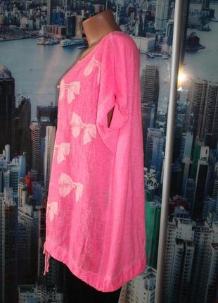 Натуральная блуза1 фото