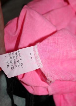 Натуральная блуза3 фото