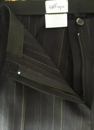 Классические брюки большого размера4 фото