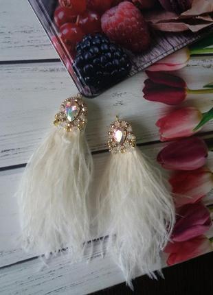 Надзвичайноi краси сережки !1 фото