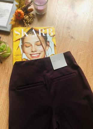H&m классические брюки3 фото