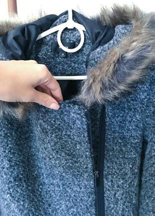 Пальто демисезонное4 фото