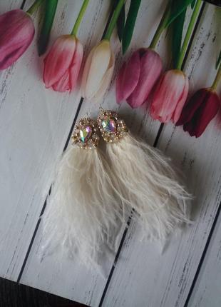 Надзвичайноi краси сережки !3 фото