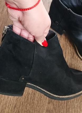 Классные модные демисезонные ботинки2 фото