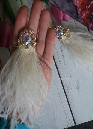 Надзвичайноi краси сережки !4 фото