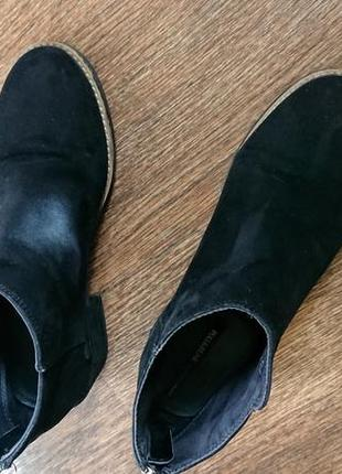 Классные модные демисезонные ботинки3 фото