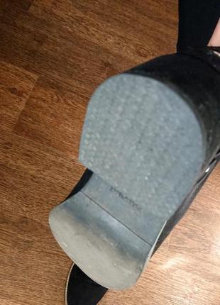 Классные модные демисезонные ботинки4 фото