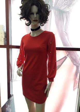 Неймовірно красиве народне плаття міні1 фото