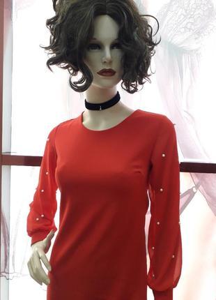 Неймовірно красиве народне плаття міні3 фото
