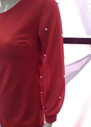 Неймовірно красиве народне плаття міні4 фото
