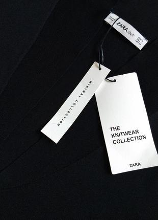 Usa! лимитированная коллекция! zara knit лонгслив/пуловер/джемпер6 фото